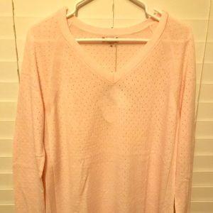 Pullover V-Neck Sweater